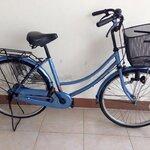 ขาย จักรยานแม่บ้าน เฟรมเหล็ก วงล้อ 24 ไม่มีเกียร์