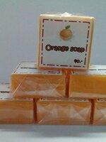 สบู่ส้มแครอท 6 ก้อน
