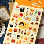 Sweet Food Collection Sticker