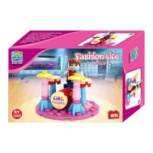 ร้านค้า (Shop) TS20121A. กลอง ตัวต่อเลโก้จีน 40 ชิ้น