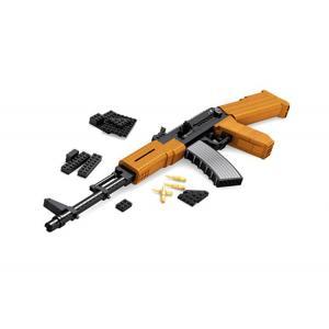 โมเดล (Model) A-22706. ตัวต่อเลโก้จีน ปืนกล
