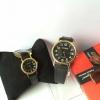 นาฬิกาข้อมือCasioคู่รัก เกรดAAA สายหนัง กันน้ำ