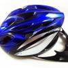 หมวกโฟมป้องกันการกระแทก สีน้ำเงิน-ดำ ไซส์ M