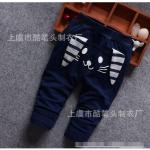 กางเกง สีกรม แพ็ค 4ชุด ไซส์ (เหมาะสำหรับ0-4ขวบ)