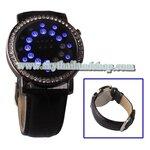 นาฬิกาแฟชั่น LED รุ่น Diamond Jewelry Digital Watch