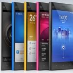 Xiaomi Mi3 เวอร์ชั่น inter Snapdragon 800 ซิม 3G ทุกค่าย 16 GB สีดำ