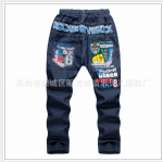 กางเกง ลายY แพ็ค 4 ตัว ไซส์ L-XL-XXL-XXXL