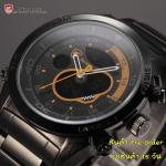 นาฬิกาข้อมือชายแฟชั่น Shank Sport watch SH142