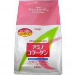 **พร้อมส่ง** Meiji Amino Collagen (ชนิดผง) แบบเติม