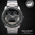 นาฬิกาแฟชั่น 3 D LAND ROVER RANGE ROVER AUTOBIOGRAPHY BLACK