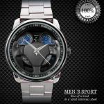 นาฬิกาแฟชั่น 3 D MASERATI GRAN TURISMO MC STEERING
