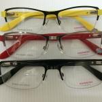 กรอบแว่น C5505 51#17-140 ดำ ดำเหลือง เงินแดง