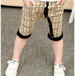 กางเกง สีกากี แพค 5 ตัว ไซส์ 100-110-120-130-140