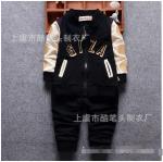 เสื้อ+กางเกง สีดำ แพ็ค 4ชุด ไซส์ (เหมาะสำหรับ0-4ขวบ)