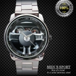 นาฬิกาแฟชั่น 3 D FORD MUSTANG SHELBY GT500 SVT