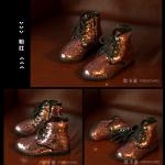 รองเท้าเด็กแฟชั่น สีชมพู แพ็ค 5 คู่ ไซส์ 26-27-28-29-30