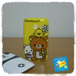Cartoon Case for Samsung Galaxy Y Dous : 008