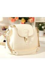 กระเป๋าแฟชั่น Axixi - 128 สีขาว(พร้อมส่ง)