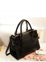กระเป๋าแฟชั่น Axixi - 031 สี Black (พร้อมส่ง)