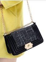 กระเป๋าแฟชั่น Axixi - 233 สี Black (Free จัดส่ง)