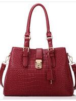 กระเป๋าแฟชั่น Axixi - 219 สี Red (Free จัดส่ง)