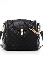 กระเป๋าแฟชั่น Axixi - 158 สี Black (Free จัดส่ง)