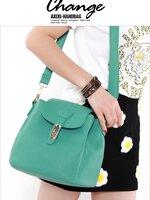 กระเป๋าแฟชั่น Axixi - 128 สีเขียว (พร้อมส่ง)