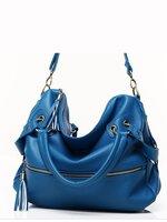 กระเป๋าแฟชั่น Axixi - 021 สี Blue (Free จัดส่ง)