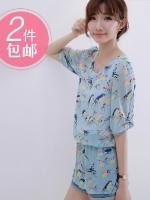 Pre  เสื้อ YOZI  AE617 เสื้อผ้าแฟชั่นเกาหลีราคาถูก