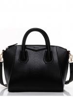 กระเป๋าแฟชั่น Axixi - 241 สี Black (Free จัดส่ง)