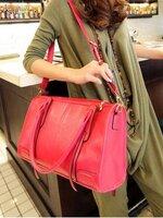 กระเป๋าแฟชั่น Maomaobag - 011 Pink (พร้อมส่ง)