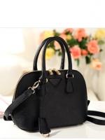 กระเป๋าแฟชั่น Axixi - 120 สีดำ (Free จัดส่ง )