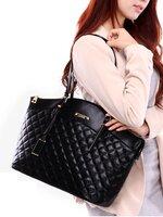 กระเป๋าแฟชั่น Axixi - 200 สี Black (Free จัดส่ง)