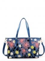 กระเป๋าแฟชั่น Axixi - 155 สี Blue (Free จัดส่ง)