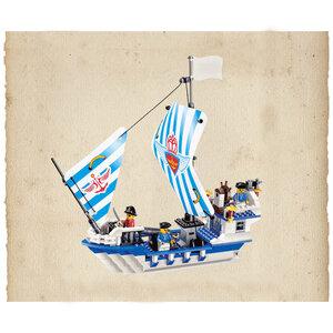 โจรสลัด (Pirate) JS-30005. เรือโจรสลัด