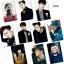 สติ๊กเกอร์การ์ด BIGBANG 2014 thumbnail 1