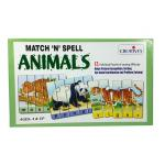 Match N Spell - Animals