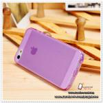 เคส iPhone5 - iSikey Unique Style - สีม่วง