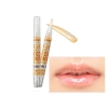 Skinfood Vita Color Lip Lacquer (Top Coat) # Sparkling Bronze