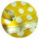 NOV55.JAPAN6 : ผ้าญี่ปุ่น Linen+cotton   แบ่งขายขั้นต่ำ 1 จำนวน = ขนาด1/8 m : 25-27.5 X 50 cm