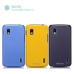 เคสแข็งบาง Lg Nexus 4 - E960 ยี่ห้อ Nillkin Colorful Shield