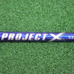"NEW PROJECT X 5.5 BLUE SHAFT UNCUT 46"" FLEX SR"