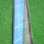 NEW WINN JUMBO LITE PISTOL PUTTER GRIP. BLUE. J8LWS-BL 59 GRAMS