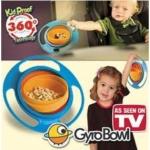 ของแท้ 100% The Amazing Bowl ชามอวกาศหมุนไม่หก  มหัศจรรย์สุด ๆ (มีคลิปวิดีโอให้ดูค่ะ) Amazing New Product As Seen On TV (สำหรับเด็กหมุนไปหมุนมาแบบปกติไม่หกค่ะ แต่ถ้าผู้ใหญ่เหวี่ยง ไม่ได้ใช้งานตามปกติหกได้ค่ะ)