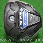 TAYLORMADE SLDR S FAIRWAY 19° 5 WOOD SPEEDER 77 BY FUJIKURA FLEX SENIOR