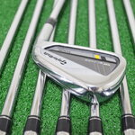 TAYLORMADE ROCKETBLADEZ TOUR IRONS 3-PW (8PC) FST KBS TOUR STEEL FLEX R