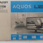 (ร8011) ขาย TV Sharp LED 32 นิ้ว **ใหม่มาก****ร้านหนองบัวธุรกิจ**