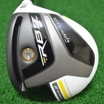 TAYLORMADE RBZ STAGE 2 15* #3 WOOD / MATRIX ROCKETFUEL 60 G FLEX R