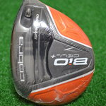 NEW COBRA BIO CELL+ ORANGE 3-4 FAIRWAY WOOD MATRIX RED TIE 6Q3 FLEX R
