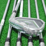 (New) Iron Set TaylorMade RocketBallz HP #4 - PW รวม 7 ชิ้น ก้าน Steel RocketBallz 85 Flex R